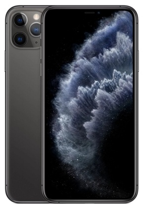 Apple iPhone 11 Pro Max 256 GB Space Gray CZ